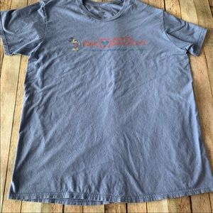 Disneyland men's short sleeve Crewneck tee shirt